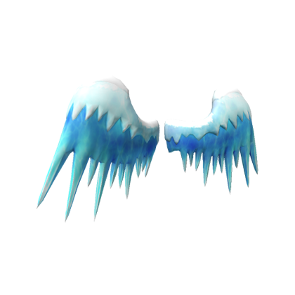 Roblox Promo Codes snow-covered-ice-wings